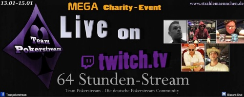 Pokerstream 64h